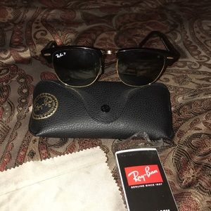 Men's Ray-Ban Clubmaster Classic